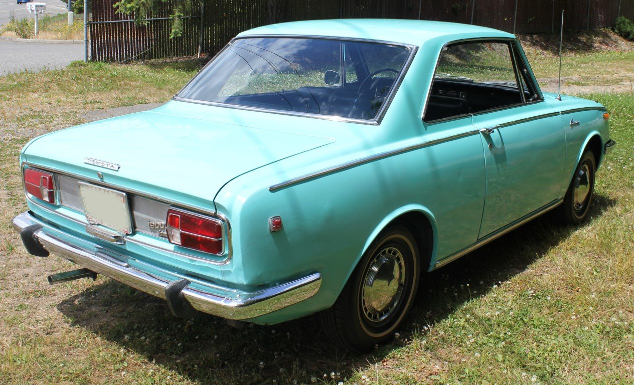 1968 Toyota Corona For Sale (picture 3 of 6)