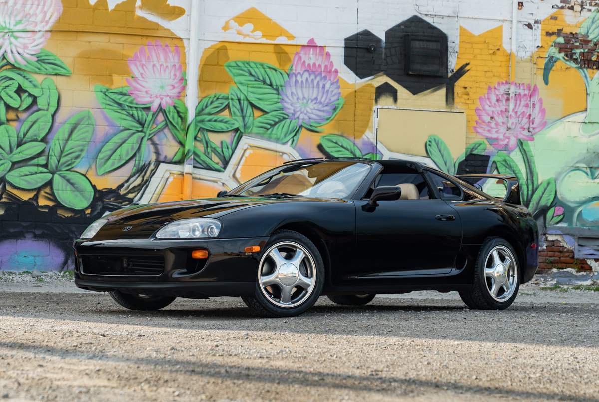 1994 Toyota Supra Twin Turbo For Sale (picture 1 of 6)