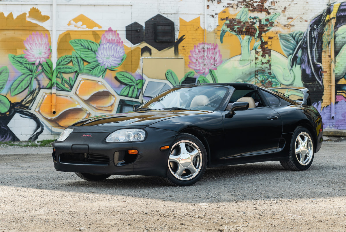 1994 Toyota Supra Twin Turbo For Sale (picture 2 of 6)