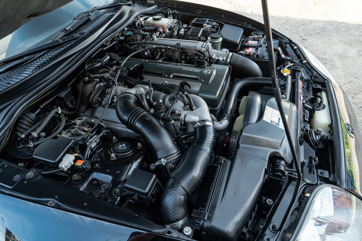 1994 Toyota Supra Twin Turbo For Sale (picture 5 of 6)
