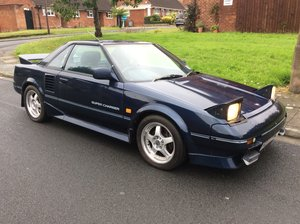 1989 Toyota MR2 MK1 Supercharger