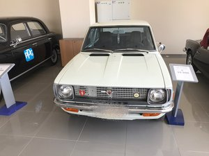 1970 Showroom condition Toyota Corolla