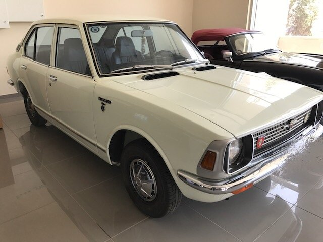 1970 Showroom condition Toyota Corolla  For Sale (picture 2 of 6)