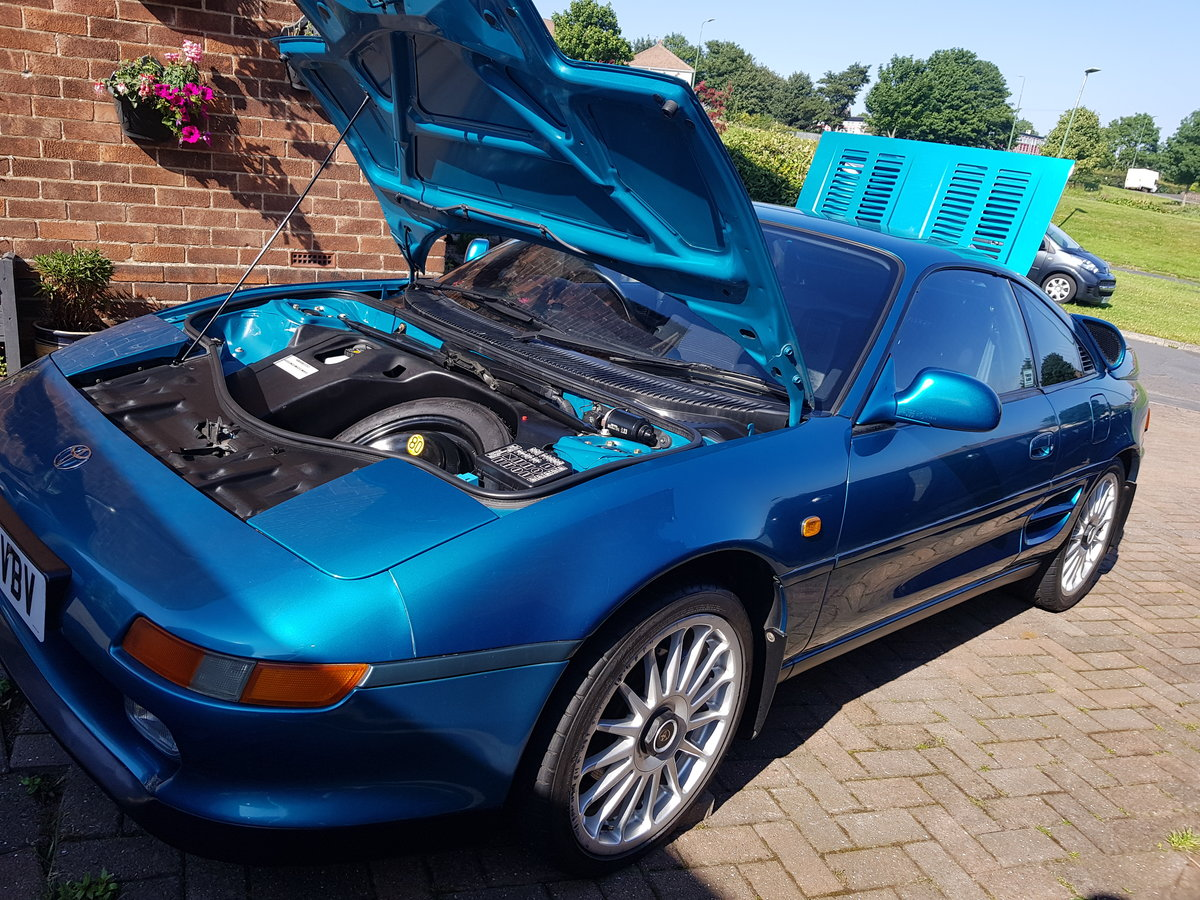 1993 Toyota mr2  SOLD (picture 3 of 6)