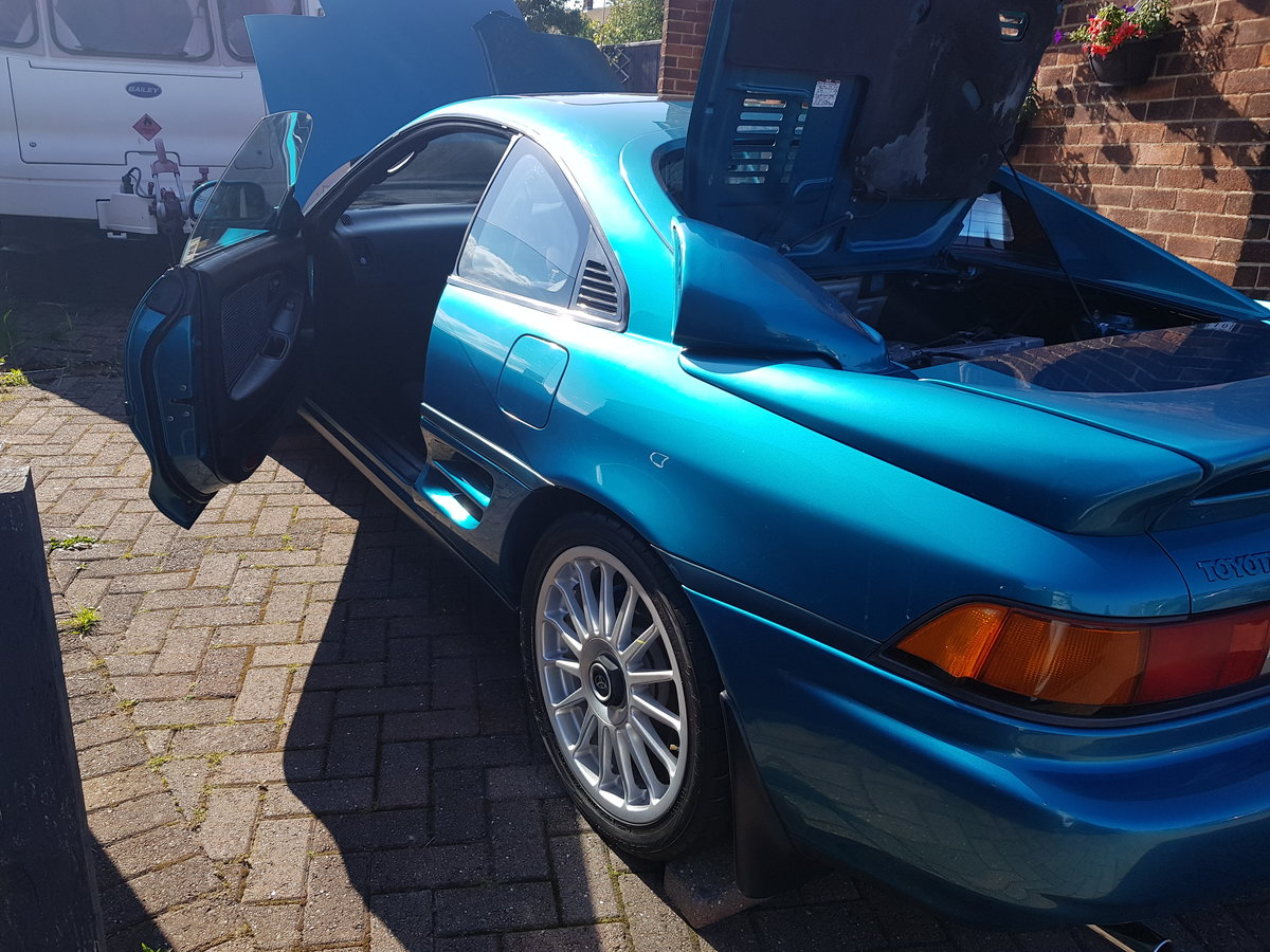 1993 Toyota mr2  SOLD (picture 4 of 6)