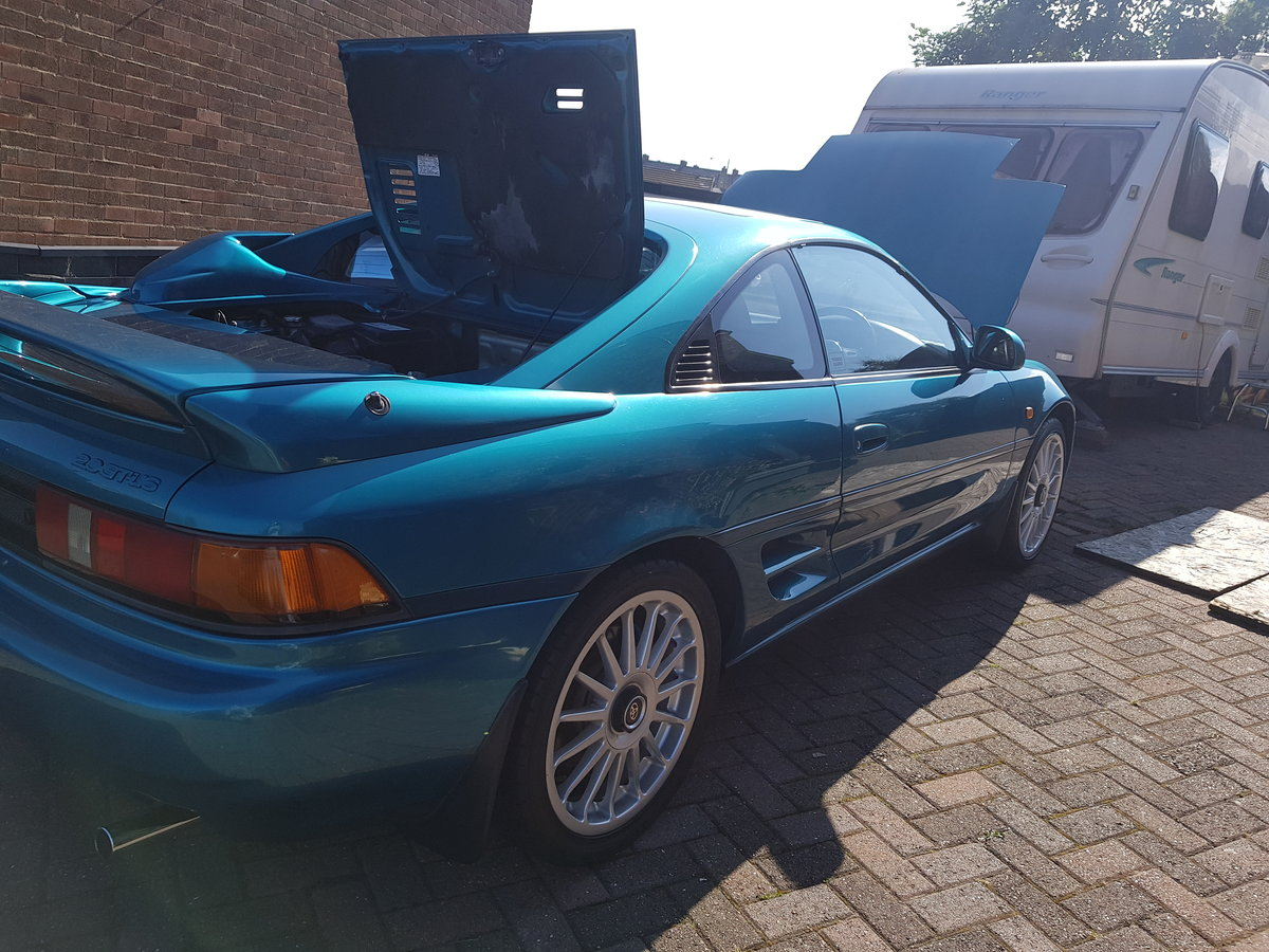 1993 Toyota mr2  SOLD (picture 5 of 6)