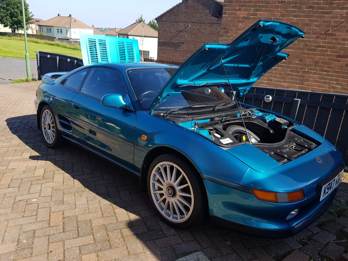 1993 Toyota mr2  SOLD (picture 6 of 6)