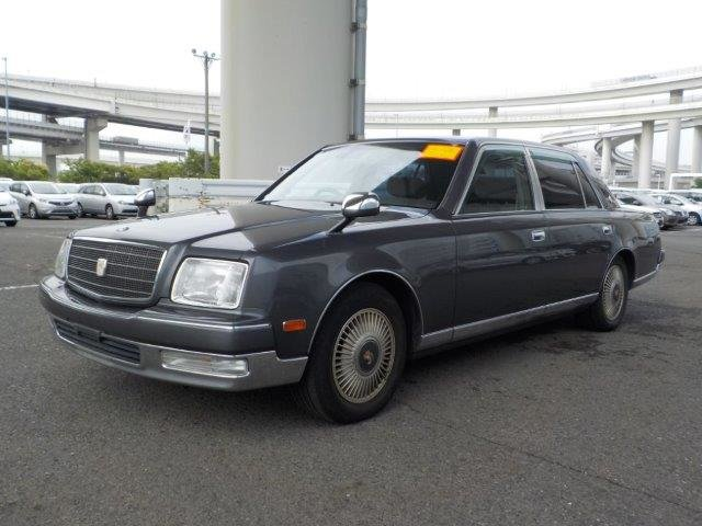 Toyota Century 5.0 V12. 1997. Grey. Due Early Autumn. For Sale (picture 1 of 6)