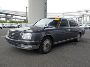 Toyota Century 5.0 V12. 1997. Grey. Due Early Autumn. For Sale