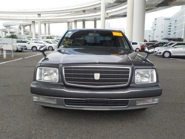 Toyota Century 5.0 V12. 1997. Grey. Due Early Autumn. For Sale (picture 3 of 6)