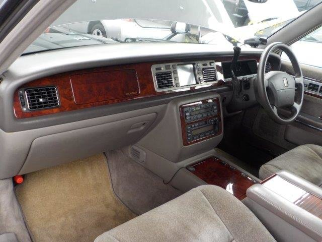 Toyota Century 5.0 V12. 1997. Grey. Due Early Autumn. For Sale (picture 5 of 6)