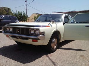 1974 Toyota Crown in very good t condition
