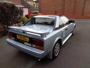 1989 MR2 MK1 T-BAR For Sale