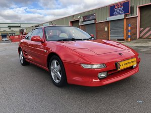 1994 Magnificent MR2 GT T-BAR 2.0 GLASS ROOF For Sale