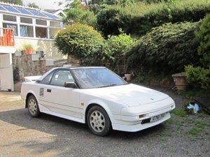 1990 Toyota MR2 MkI