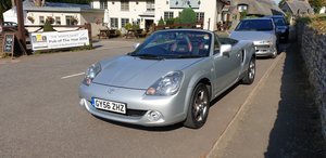 2006 Toyota MR2 1.8 VVT-i Roadster TF300