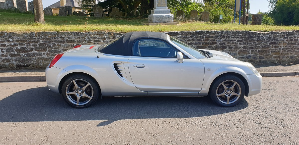 2006 Toyota MR2 1.8 VVT-i Roadster TF300 For Sale (picture 2 of 6)
