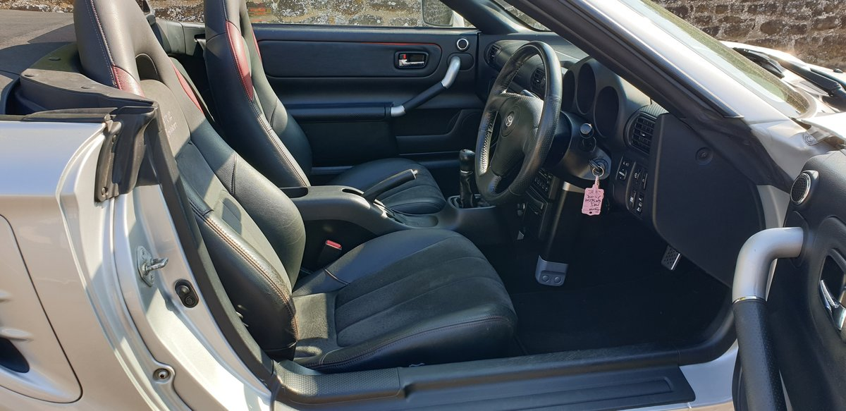 2006 Toyota MR2 1.8 VVT-i Roadster TF300 For Sale (picture 6 of 6)