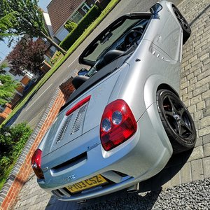 2003 Toyota MR2 Roadster 1.8 VVTI (86K) For Sale