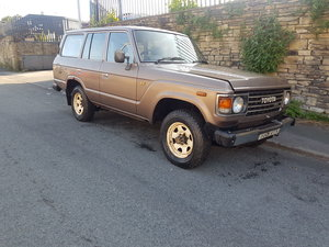 1985 Toyota Landcruiser FJ60 4.0 Auto Diesel For Sale