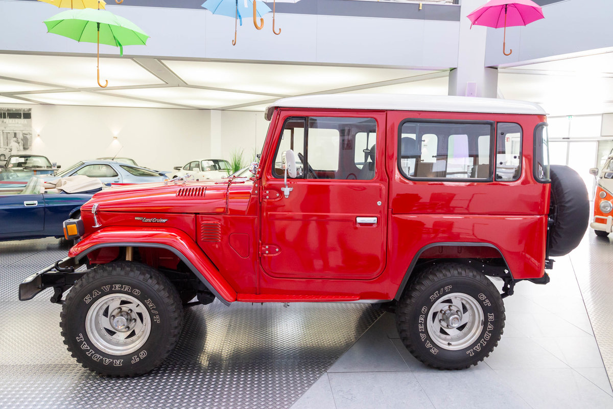 1981 Toyota Land Cruiser FJ40 For Sale (picture 2 of 6)