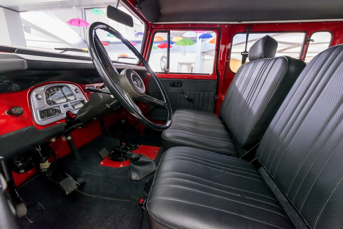 1981 Toyota Land Cruiser FJ40 For Sale (picture 5 of 6)