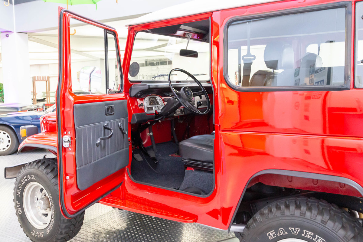 1981 Toyota Land Cruiser FJ40 For Sale (picture 6 of 6)