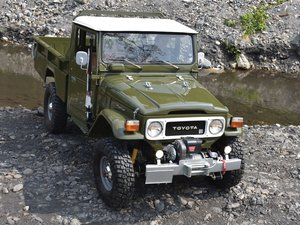 1983 Toyota FJ45 Land Cruiser  For Sale by Auction