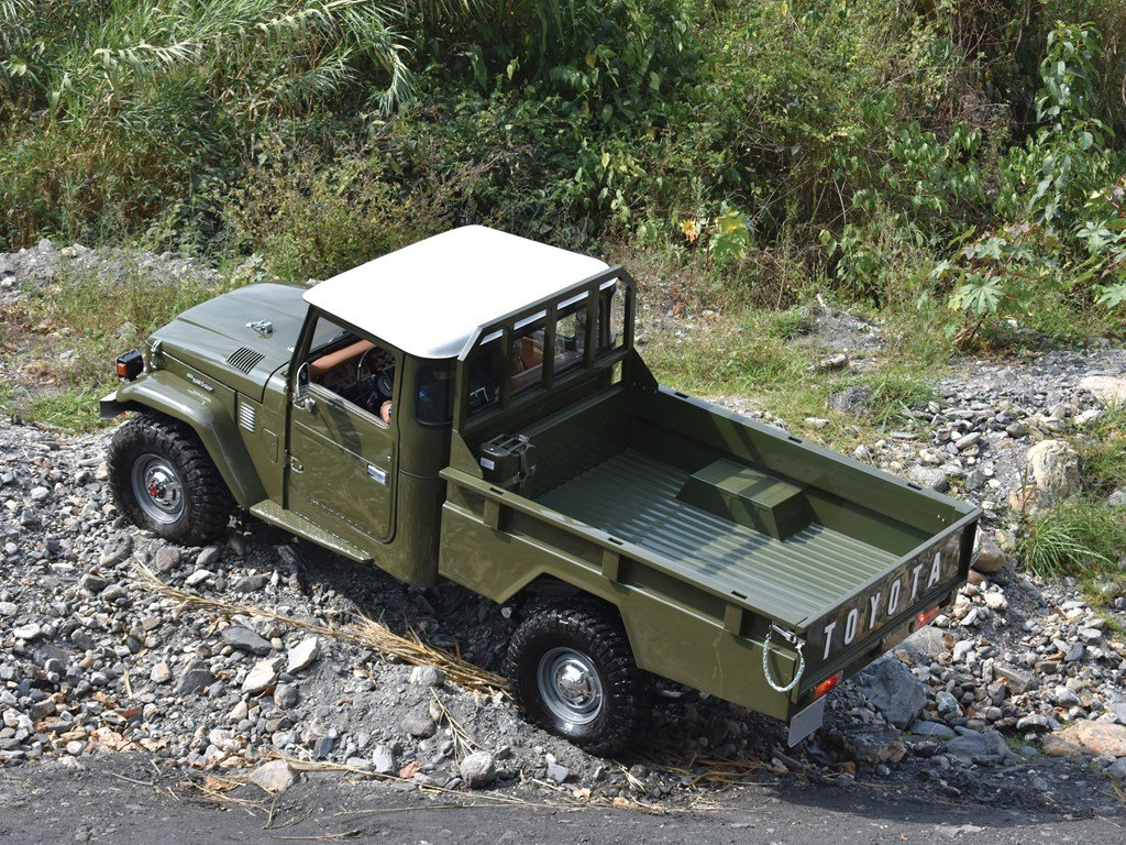 1983 Toyota FJ45 Land Cruiser  For Sale by Auction (picture 2 of 6)