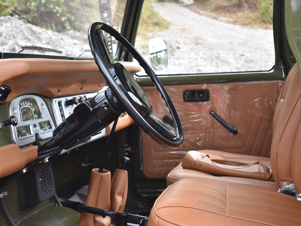 1983 Toyota FJ45 Land Cruiser  For Sale by Auction (picture 3 of 6)
