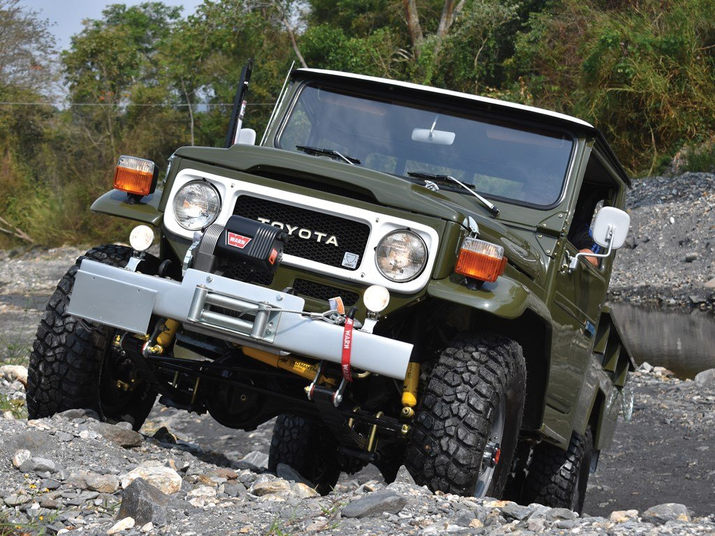 1983 Toyota FJ45 Land Cruiser  For Sale by Auction (picture 4 of 6)