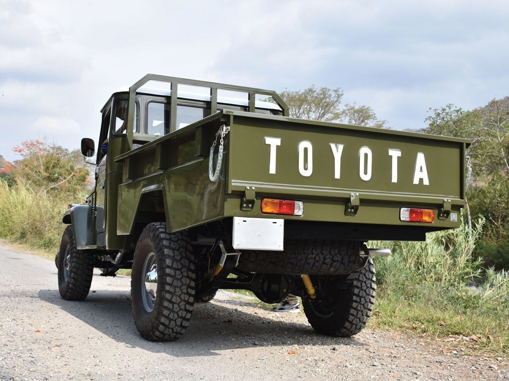 1983 Toyota FJ45 Land Cruiser  For Sale by Auction (picture 5 of 6)