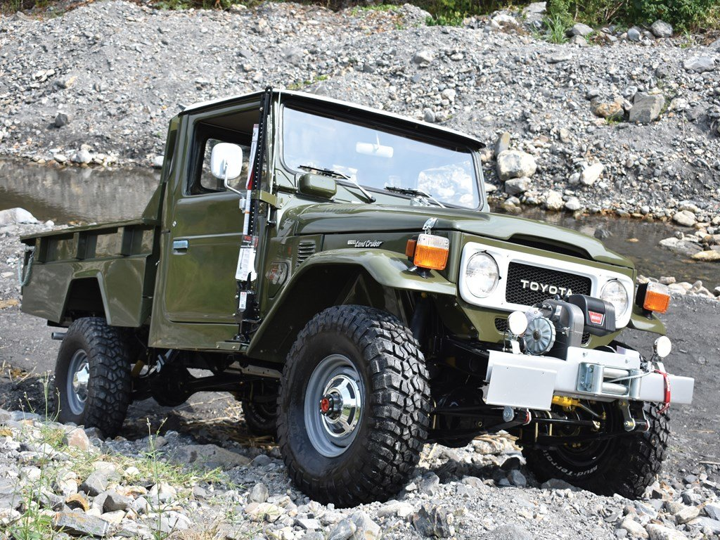 1983 Toyota FJ45 Land Cruiser  For Sale by Auction (picture 6 of 6)