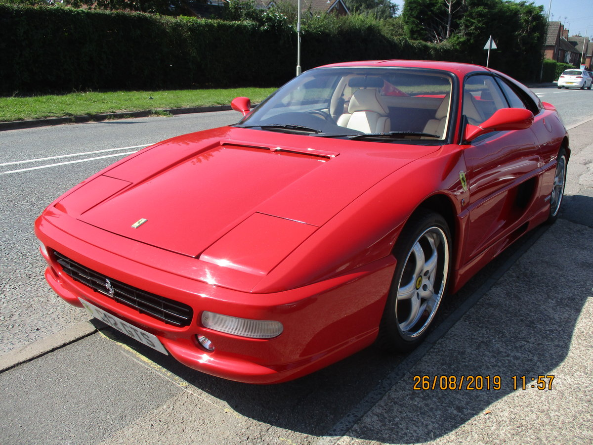 1999 IMPRESSIVE WELL BUILT KIT CAR MX2  F355 LOOK ALIKE IN RED  For Sale (picture 6 of 6)
