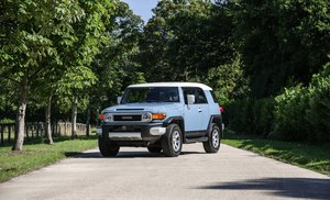 2014 Toyota FJ Cruiser For Sale