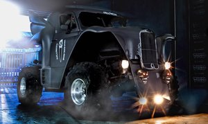 TOYOTA HILUX MOVIE / PROMOTION VEHICLE MONSTER TRUCK