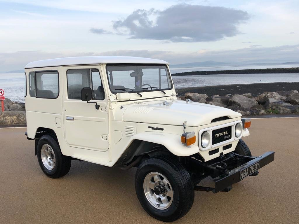 1982 Toyota BJ 40 For Sale (picture 1 of 4)