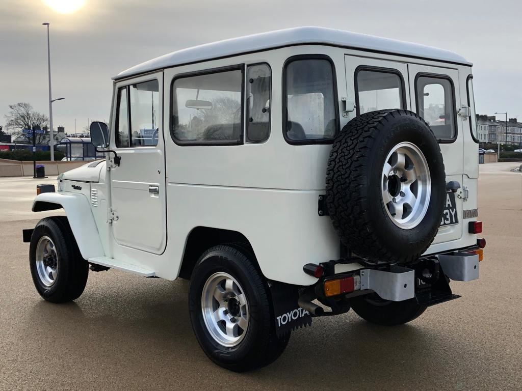 1982 Toyota BJ 40 For Sale (picture 3 of 4)