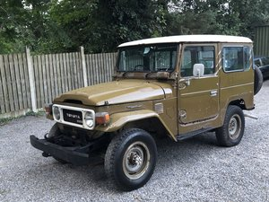 1981 Toyota BJ40 - May trade for HJ60 or HJ61