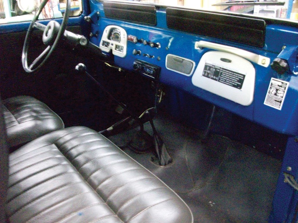 1980 Toyota FJ40 Land Cruiser  For Sale by Auction (picture 4 of 6)