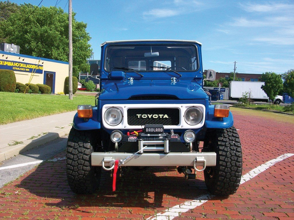 1980 Toyota FJ40 Land Cruiser  For Sale by Auction (picture 6 of 6)