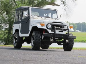 1978 Toyota Land Cruiser  For Sale by Auction