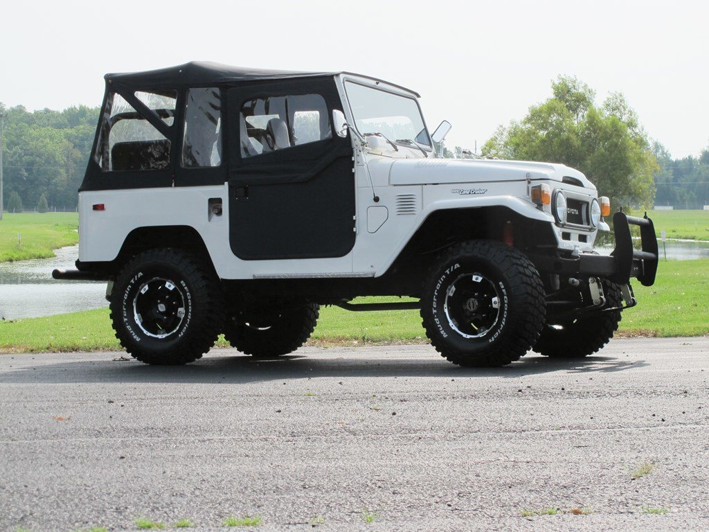 1978 Toyota Land Cruiser  For Sale by Auction (picture 5 of 6)