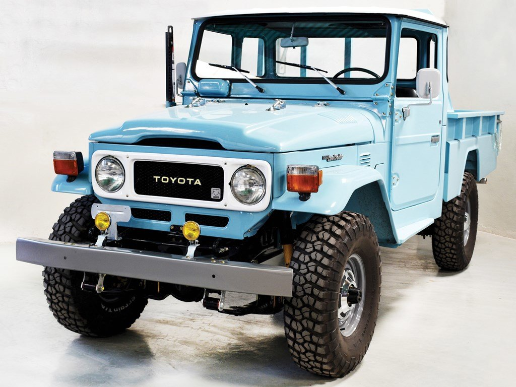 1986 Toyota FJ45 For Sale by Auction | Car And Classic