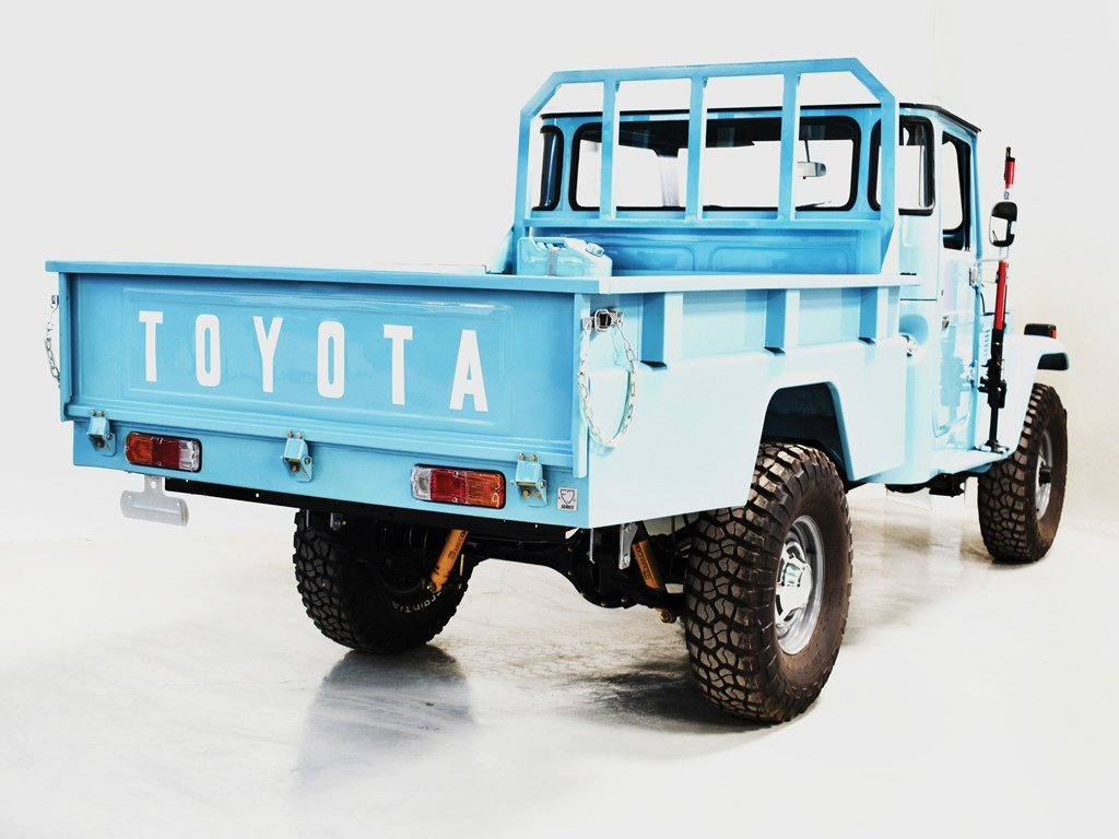 1986 Toyota FJ45  For Sale by Auction (picture 2 of 6)