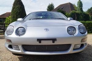 1998 Super low mileage 1 Owner  Toyota Celica t200 1.8 Limited