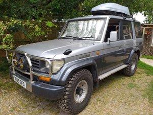 TOYOTA LANDCRUISER KZJ78 MANUAL 1993 67000 mls  For Sale