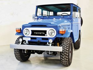 1978 Toyota FJ40 Land Cruiser  For Sale by Auction