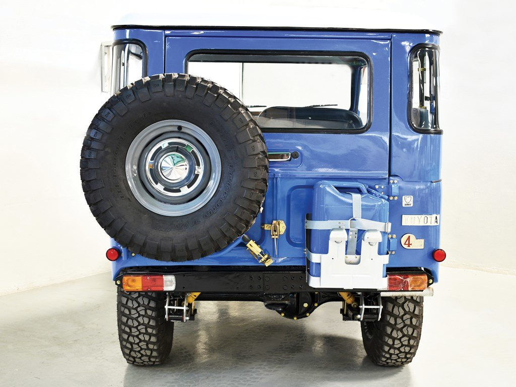 1978 Toyota FJ40 Land Cruiser  For Sale by Auction (picture 4 of 6)