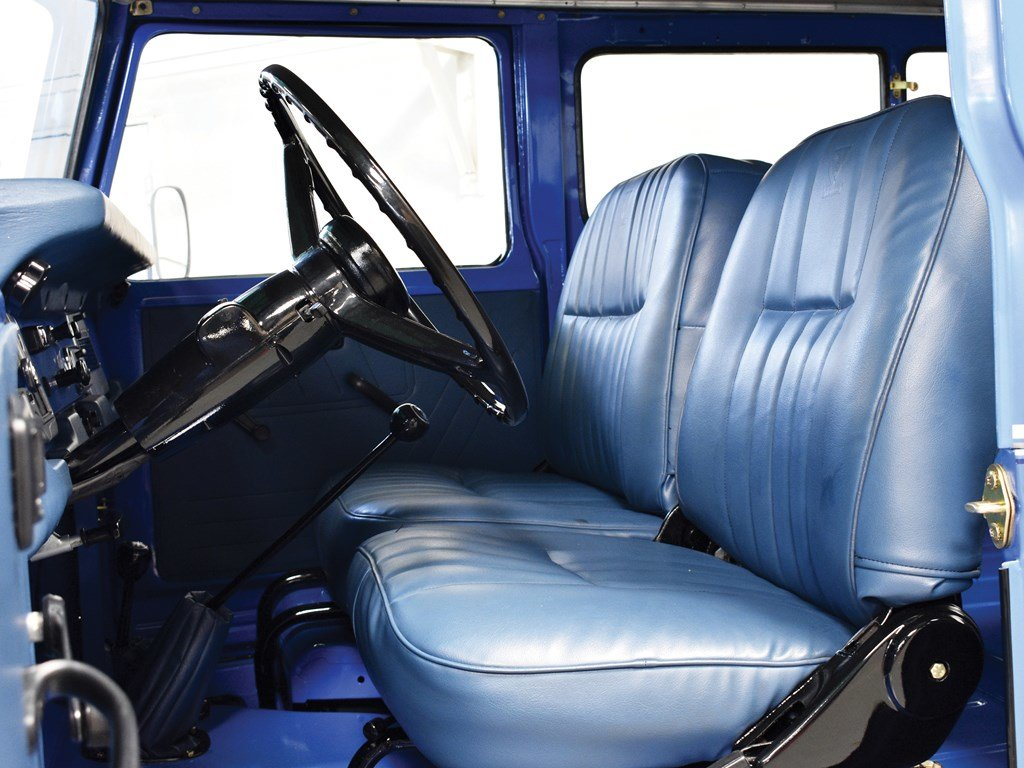 1978 Toyota FJ40 Land Cruiser  For Sale by Auction (picture 5 of 6)